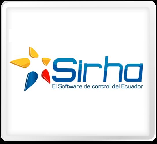 Software de Control Sirha - Ecuador