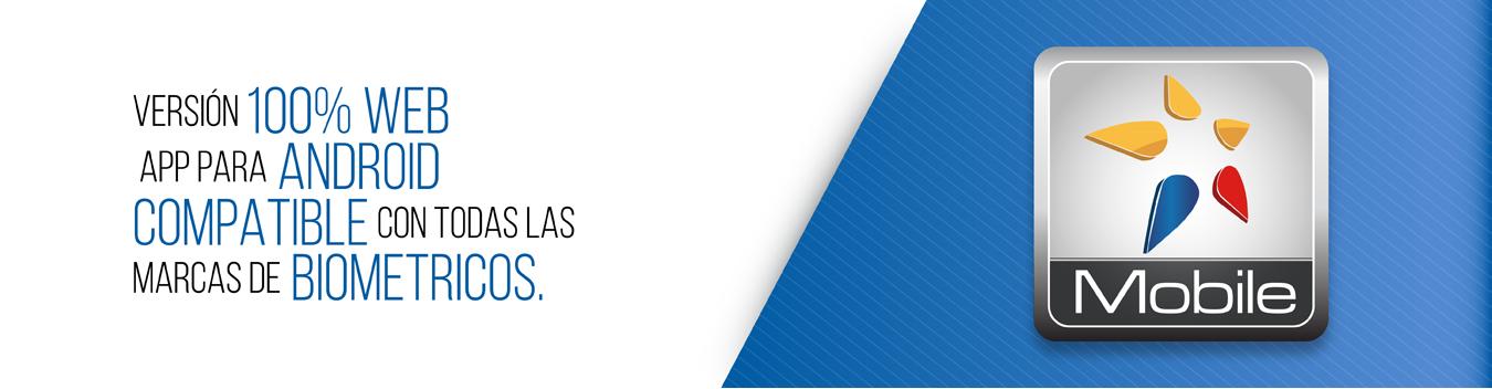 Sirha Software del Ecuador de Control de Asistencia y Acceso para Empresas através de dispositivos móviles.